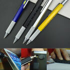 Mentel Multi Tool Tech Ballpoint Pen Spirit Level with Ruler Screwdriver