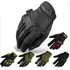 Outdoor Mechanix Wear M-pact Army Military Tactical Gloves Outdoor Full Finger