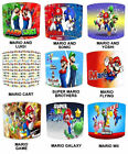 Lampshades Ideal To Match Super Mario Duvets & Super Mario Brothers Wallpaper.
