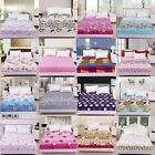 NEW King/Queen Size Fitted Sheet 16 STYLE