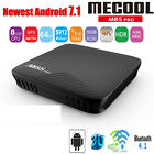 M8S PRO 2GB/3GB DDR4 16GB Android 7.1 Smart TV Box Amlogic S912 Octa Core +Mouse