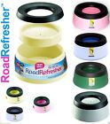 <div>ROAD REFRESHER NON SPILL DOG PUPPY PET TRAVEL WATER BOWL SMALL &amp; LARGE FREE POST</div>