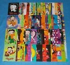 TRADING CARDS ODDS BETTY BOOP BASE SET CARDS DART - SELECT CARD £1.35 GBP