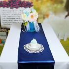 30x250cm Satin Table Runner Wedding Reception Banquet Party Decoration