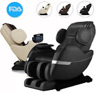 Full Body Electric Massage Chair Recliner Zero Gravity I track 3yr Warranty!