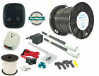 Petsafe Deluxe In-Ground Dog Fence 1500'  20-14 Gauge Wire 1-4 Dogs Twisted Wire
