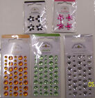 U CHOOSE Assorted Doodlebug BLING 3D Stickers & Lions Tigers Bears flat Rub-Ons