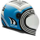 Bell Bullitt SE Barn Fresh Motorcycle Helmet Fiberglass DD Ring Washable Crash