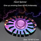 Thor Fish Rainbow Colorful Zinc Hand Spinners Fidget Finger EDC Gift ADHD Toys