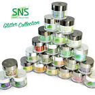SNS Dipping Powder Glitter Collection GL01-GL24 1oz/30g *Choose any 1 color*