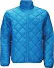 2117 of Sweden Ultana Männer Jacket superleichte Funktions Steppjacke blau M-XXL