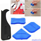 Caulking Tool Set Joint Sealant Silicone Grout Remover Scraper Applicator 4Pc S3