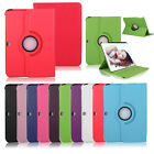 For Samsung Galaxy Tab 4 10.1'' SM-T530 Tablet Rotating 360 Case Cover Pop