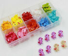 10Pcs Cute Duck Plastic Buttons Craft Sewing DIY Kids Sweater Coat Animal Button