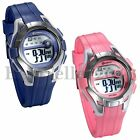 Children Waterproof Multifunction Wrist Watch Digital Alarm for Girls Boys Watch image
