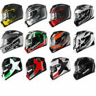2013 SHARK SPEED-R FULL FACE ACU GOLD SPORTS MOTORCYCLE HELMET FREE NECK TUBE