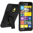 NEW RUGED ARMOR CASE FOR NOKIA LUMIA 525 630 635 730 735 822 830 928 1020 1320