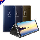 New Slim Cover Luxury Mirror Flip Case for Samsung Galaxy S8 S8+ Plus Note 8