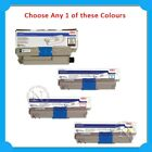 Any 1x OKI Genuine 44059237/44059238/44059239/44059240 Toner Cartridge-> MC860