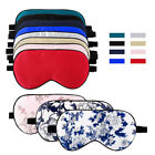 True Natural Silk Sleeping Mask with Adjustable Strap Supersmooth Eye Mask