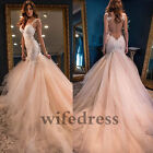 Champagne Wedding Dresses Bridal Gowns Formal Occasion Mermaid Sweetheart 2017