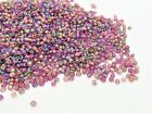 50g Size 11/0 2mm Glass Seed Beads Various Colours 'BUY 4 GET 5th FREE' XA
