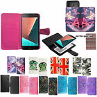 Luxury Leather Magnetic Flip Wallet Stand Case Cover For Vodafone Smart N8