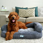Simmons Beautyrest Colossal Rest Orthopedic Memory Foam Dog