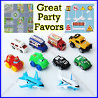 *NEW* Pull Back Mini Cute Toy Car Kids Boy Birthday Xmas Party Gift Party Favor