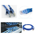 0.7m/1.6m/2.4m/4m/8m blue Ethernet LAN Network Cable For Computer Modern Router