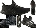 ADIDAS ULTRA BOOST TRIPLE BLACK 3.0 Trainers shoes 2017 NEW sizes 7 8 9 10 11 12