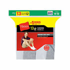 2 Hanes Men's Cushion Ankle Socks 13-Pack (Includes 1 F