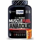 USN MUSCLE FUEL ANABOLIC 2KG 4KG ALL IN ONE PROTEIN POWDER & LEAN MUSCLE SHAKE