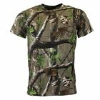 Mens Unisex Military Outdoor TRECK Camouflage Fishing Hunting Shooting T-shirt