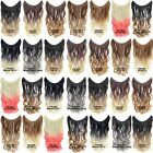 """22"""" Hidden Invisible Dip Dye Ombre Wire Secret Miracle Wave Curly Hair Extension"""