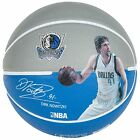 Spalding Dirk Nowitzki Signature Official Outdoor Practice Basketball