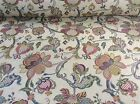Ibiza Antique Jacobean  Jacquard  Curtain/Upholstery  Fabric