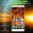 Premium Tempered Glass Screen Protector Protective Film Cover For Elephone Lot