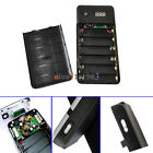 3.3A Mobile power bank Six 18650 Battery Charger For 19V Laptop 5V iphone 5V-21V