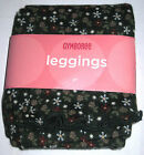 NWT Gymboree Mountain Cabin Print Holiday Leggings Pants U Pick Size NEW