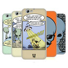 HEAD CASE DESIGNS ALL ABOUT ALIENS HARD BACK CASE FOR HTC ONE A9s
