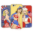 HEAD CASE DESIGNS AMERICA'S SWEETHEART USA HARD BACK CASE FOR HTC ONE A9s