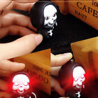 Death LED Light Torch Scary Sound Keyring Toy Halloween Party Favor Supply 97K