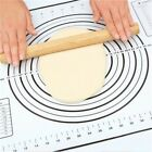 Silicone Pastry Baking Rolling Cut Mat Cake Dough Home Bakeware Oven Baking Mat