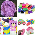 3D DIY Snow Mud Fluffy Floam Slime Toys Children Kid Funny Toy Gift 6 Colors