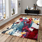Think Rugs Sunrise 9349A Hand Carved Rug, Multi
