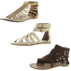 Naughty Monkey Women's Sandals Assorted Styles Aphrodite Ascot China Rose Jet
