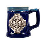 Heritage of Scotland Stoneware Mug Celtic Cross
