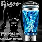 Digoo Portable Vortex Auto Electric Protein Shaker Blender Mixer Cup Detachable