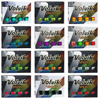 2019 Volvik Vivid Premium Matt Golf Balls New High Visible Bright Long Distance